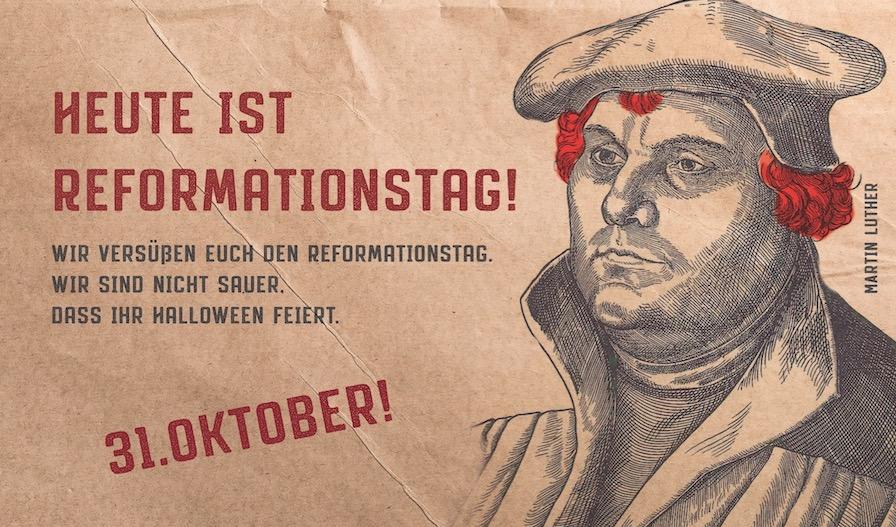 Schönen Reformationstag Bilder
